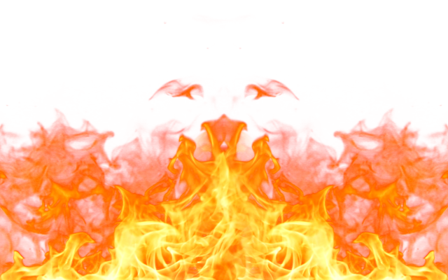 HD Fire Png Effect