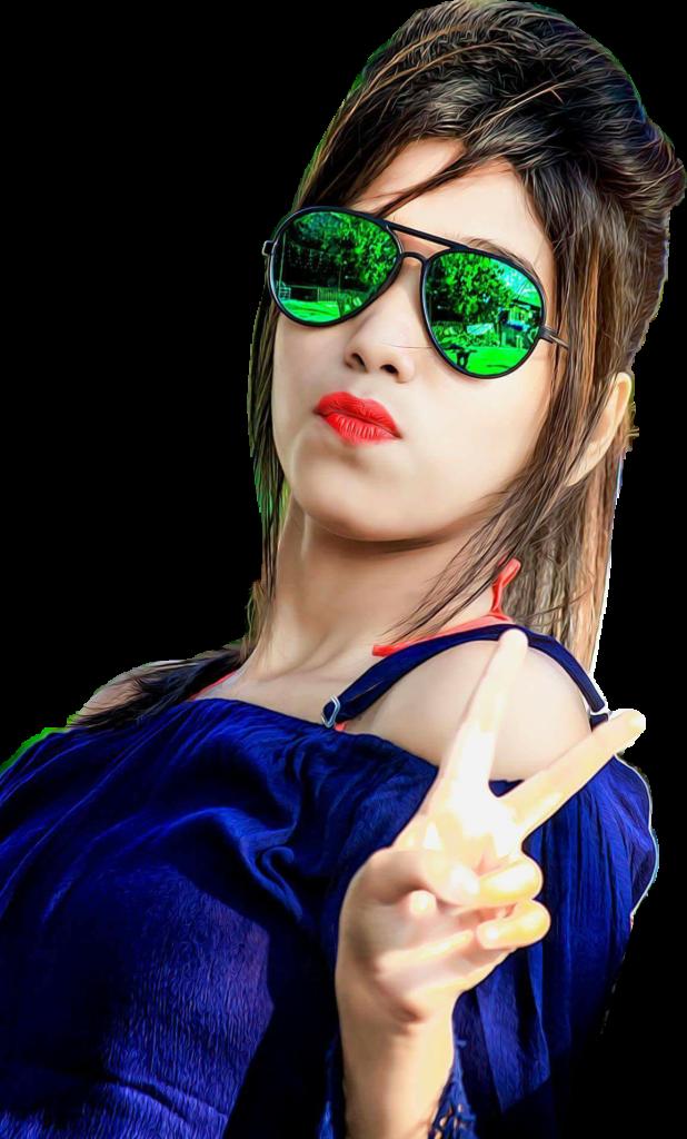 CB Girl Png