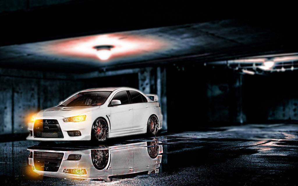 CB Edits Car Background