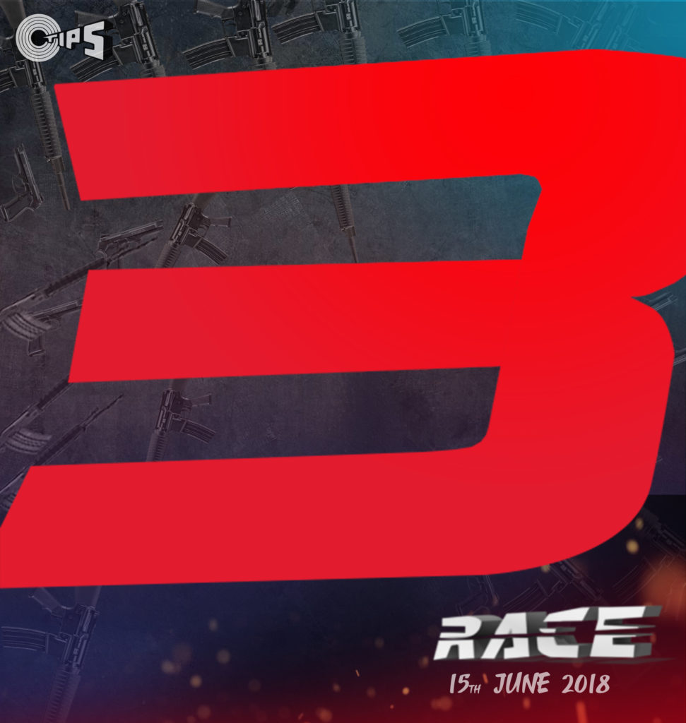 race 3 Movie Poster Background