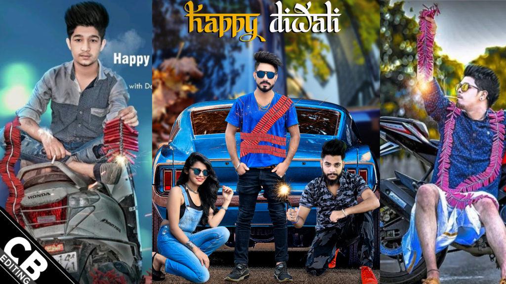 Happy Diwali Editing