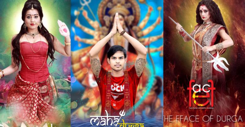 Durga Puja Editiing