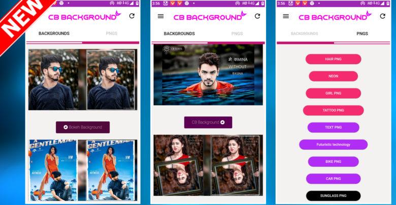 CB Background app