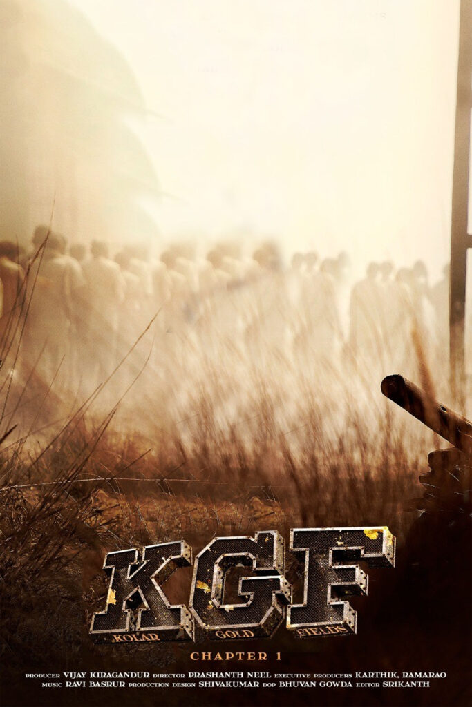 KGF Poster