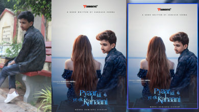 Picsart Pyar ki kahaani Romantic Poster Photo editing Tutorial by Subh Devil