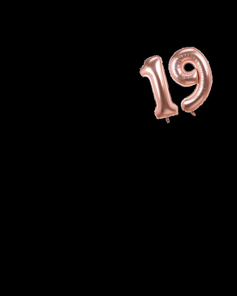 happy birthday balloon png