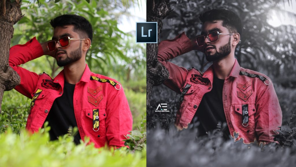 Lightroom preset
