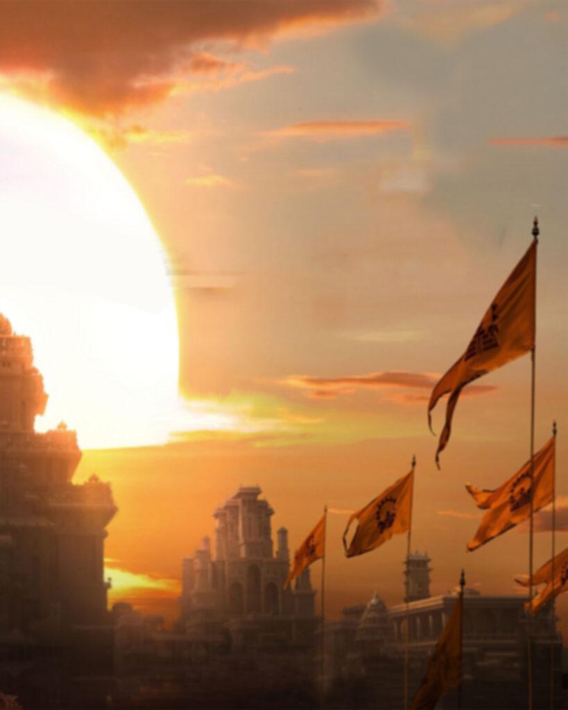 bahubali background
