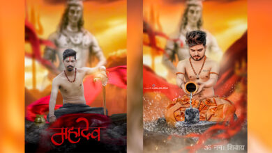 shivratri editing